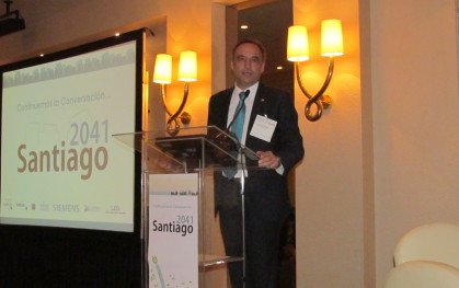 Intendente de Santiago, Juan Antonio Peribonio