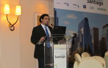 Investigador de la Fac. de Arquitectura, Carlos Aguirre
