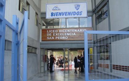 Liceo Bicentenario de Puente Alto