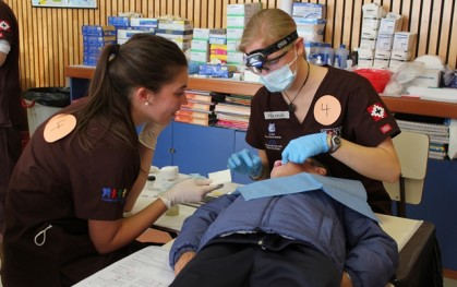 Programa Friendship and Oral Health