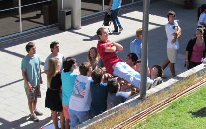 Actividades en campus RESB