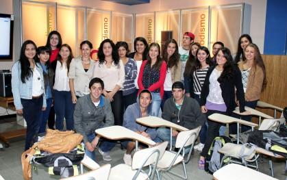 Alumnos nuevos sede Concepción