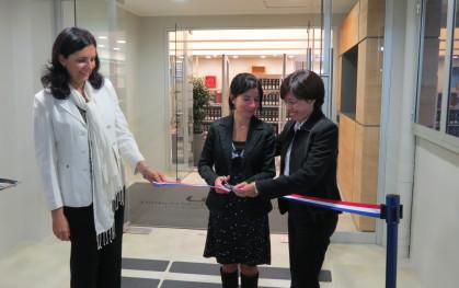 Inauguración Biblioteca Central