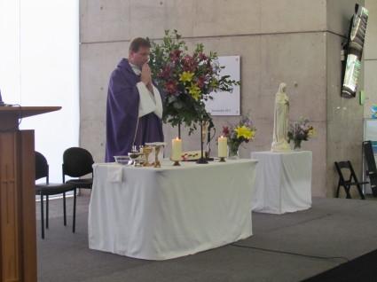 Misa inaugural Año Académico UDD