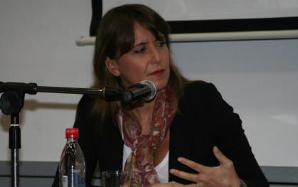 Carolina Urrejola en la UDD