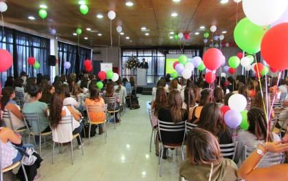Celebración de Acreditación de Educación