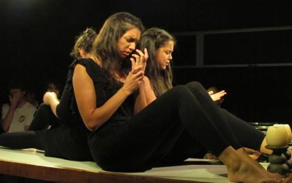 Compañía de Teatro Cariño Bota'o presentó extracto de la obra