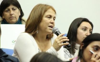 Preguntas de los asistentes en Concepción