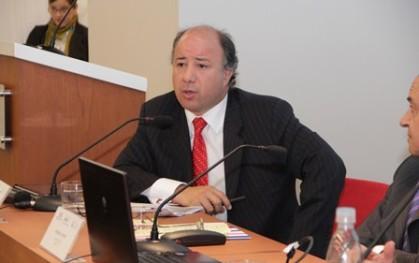 Presidente de Chile Transparente, Gonzalo Delaveau