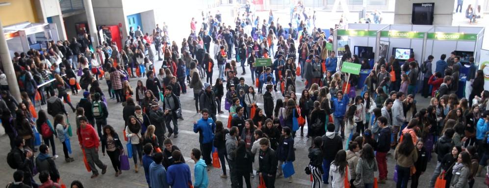 Con gran éxito finalizan jornadas ViveUDD 2013 en UDD Santiago