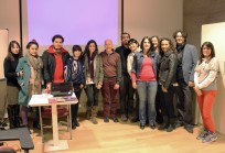 Gerardo Mosquera en charla de ArtCCo UDD
