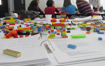 Certificación de metodología Lego Serious Play