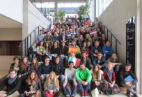 Estudiantes de intercambio Santiago