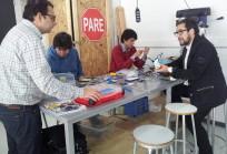 Trabajo de Factoría en el proyecto