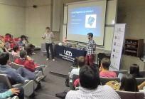 Alumnos de Ingeniería presentan proyectos de investigación