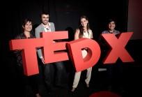 """Panelistas en TedxUDDSalon """"El arte de aprender"""""""