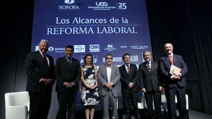 Seminario Los alcances de la Reforma Laboral