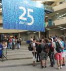 Bienvenida alumnos nuevos 2015 - Santiago