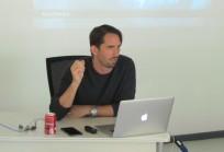 Bradley Cantrell en Ingeniería UDD
