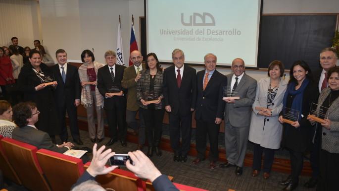 Liceos Bicentenario reconocidos.