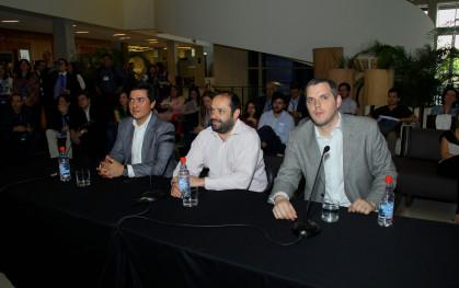 Antonio Villalobos, Carlos Varela, Federico Iriberry