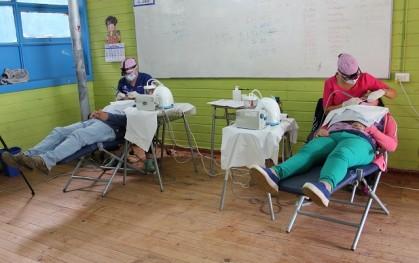 Operativo en Tomé
