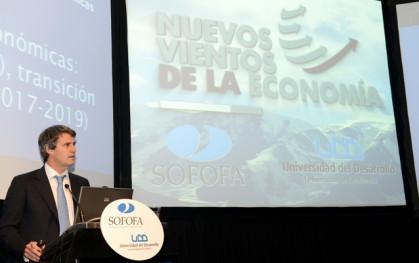 Alfonso Prat-Gay, ministro de Hacienda de Argentina