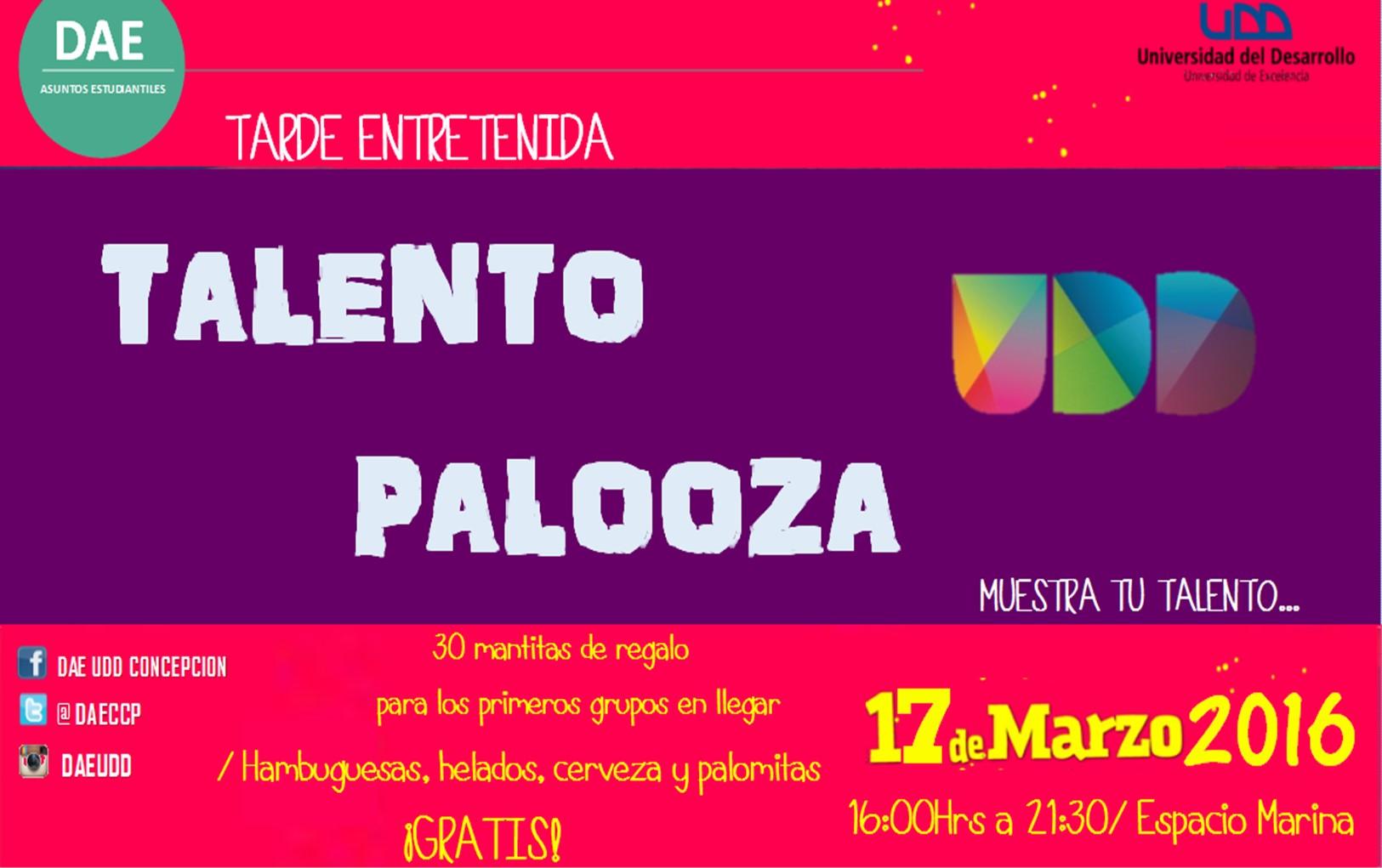 Talento Palooza