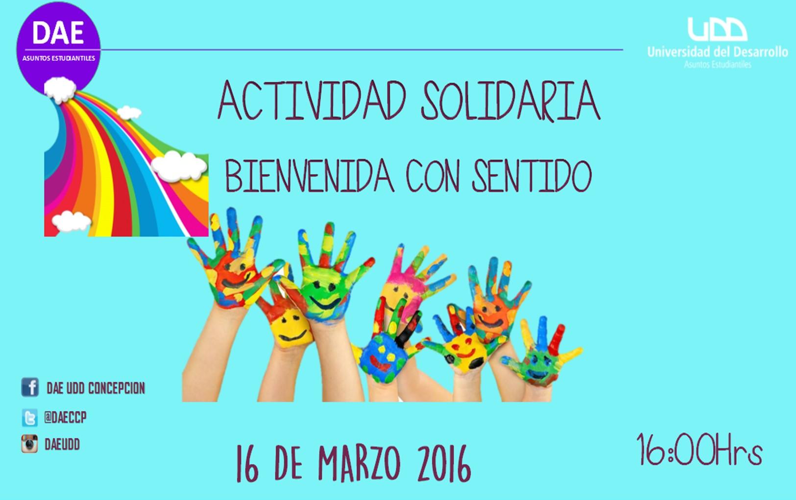 Actividad Solidaria