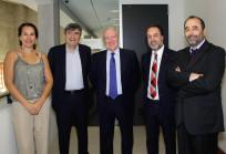 Francisca Dussaillant, Camilo Escalona, Juan Ramón Montero, Gonzalo Müller, Eugenio Guzmán