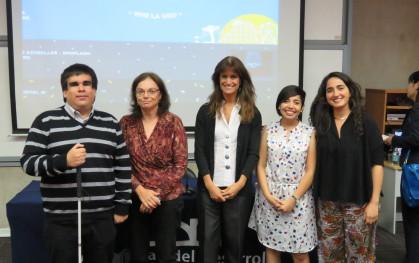 Francisco Núñez, María Rosa Lissi, Teresita Serrano, Constanza Herrera, Pilar Valenzuela