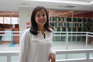 Andrea Gajardo, docente de Fonoaudiología