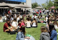 Bienvenida alumnos nuevos 2016 - Santiago