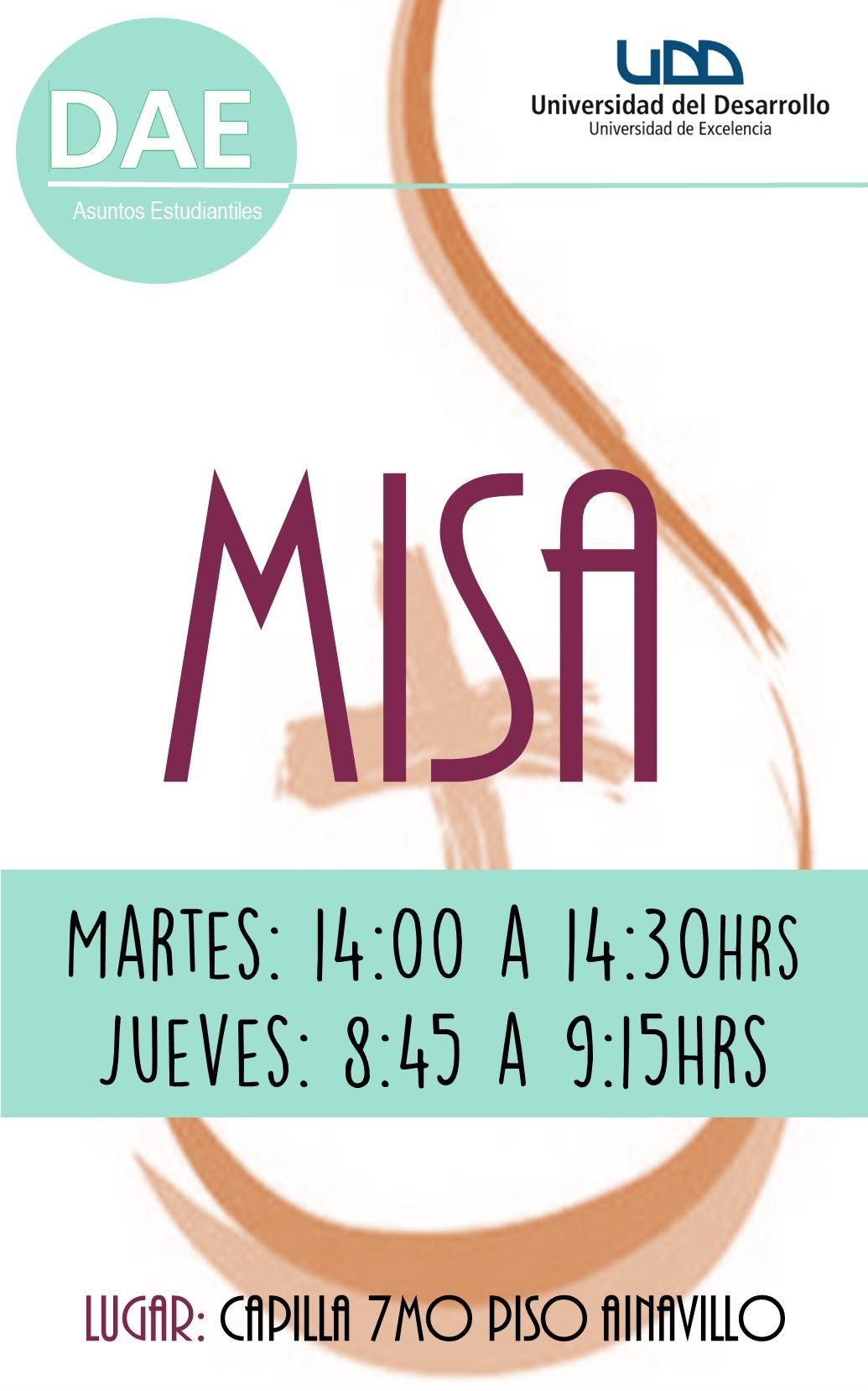 MISA A LAS 14