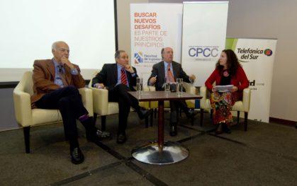 """Panel Seminario """"Estrategias para mejorar la productividad"""""""