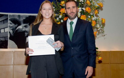 Premiación alumnos y profesores 2015 Concepción