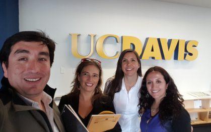 CDD visitó universidades en California