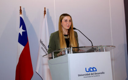 Alumna Yael Serman