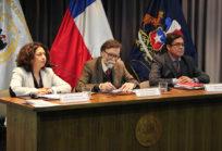 Isabel Rodríguez taller Defensa