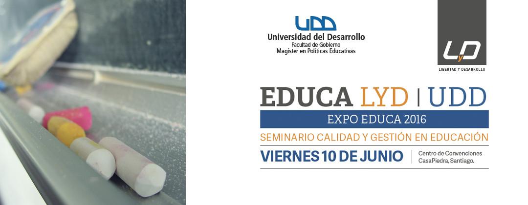 seminario educacion lyd