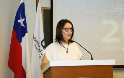 Carolina Toro discurso G2013