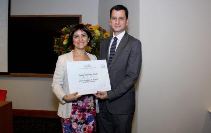 Constanza Baeza y Pablo Allard