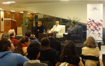 Lanzamiento de la Revista Hispanomericana de Poesía