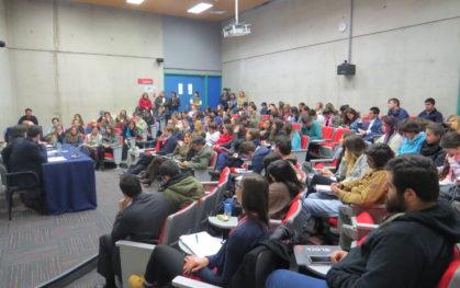 """Seminario """"Una nueva Constitución"""""""
