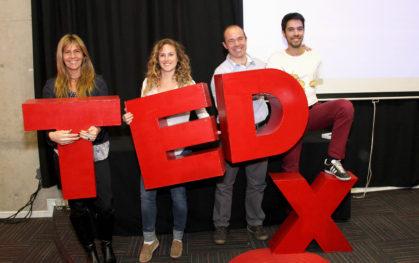 Expositores TedxUDD 2016