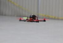 Carrera de drones de Ingeniería UDD