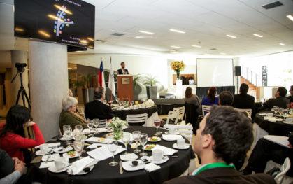 Desayuno inaugural ICCS 2016