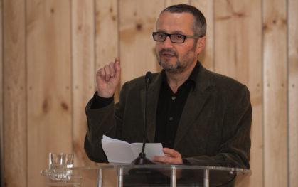 Marcelo Ferrari, director Cine UDD