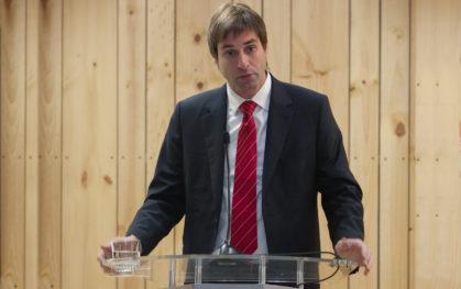 Daniel Contesse, vicerrector de Innovación y Desarrollo