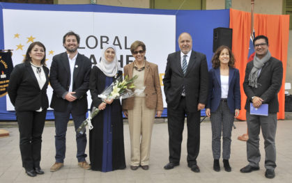 Lanzamiento Global Teacher Prize Chile